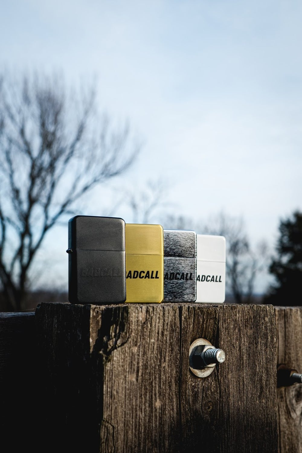 Image of BADCALL - Windproof Lighter