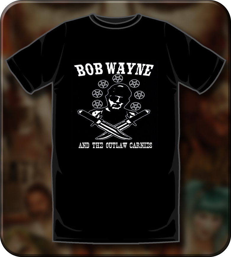 "Image of Outlaw Carnie  "" Mack"" Tee"