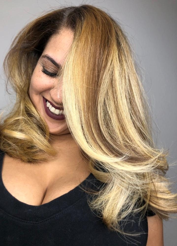 Image of Luxury Balayage