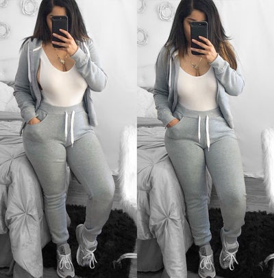 Image of Ema Grey sweatsuit