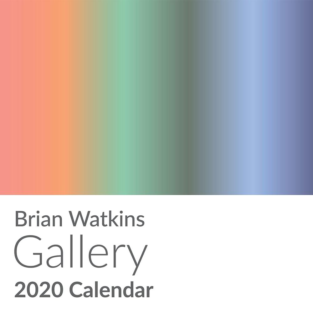 Image of 2020 Brian Watkins Calendar