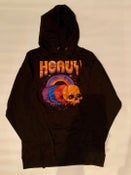 Image of SKULL RAINBOW MENS HOODIES