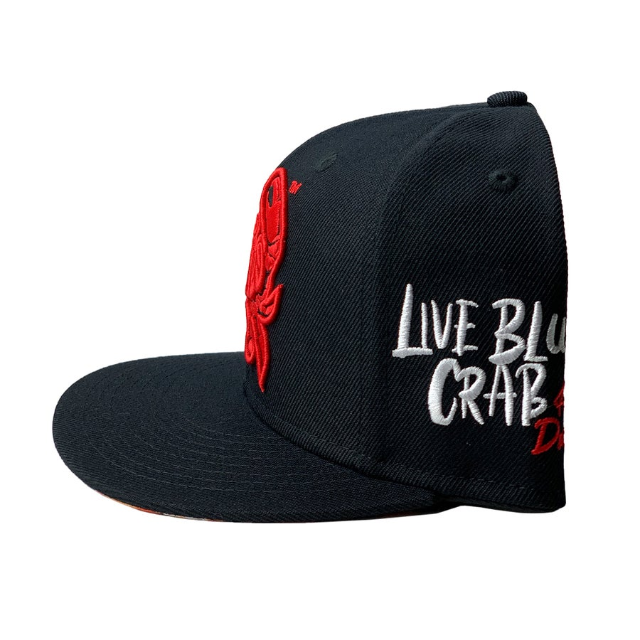 Image of The Charleo Crab™ Snapback