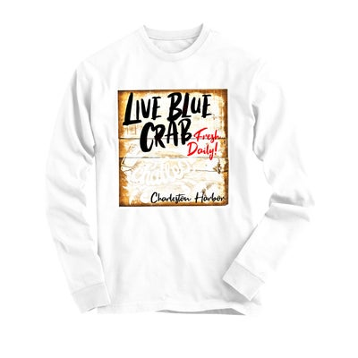 Image of The Live Crab Tee