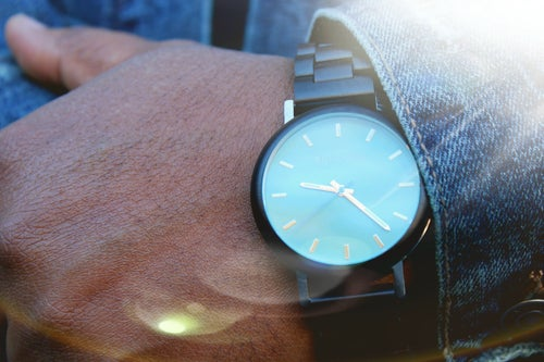 "Image of ""Rashad"" Watch (2 colors)"