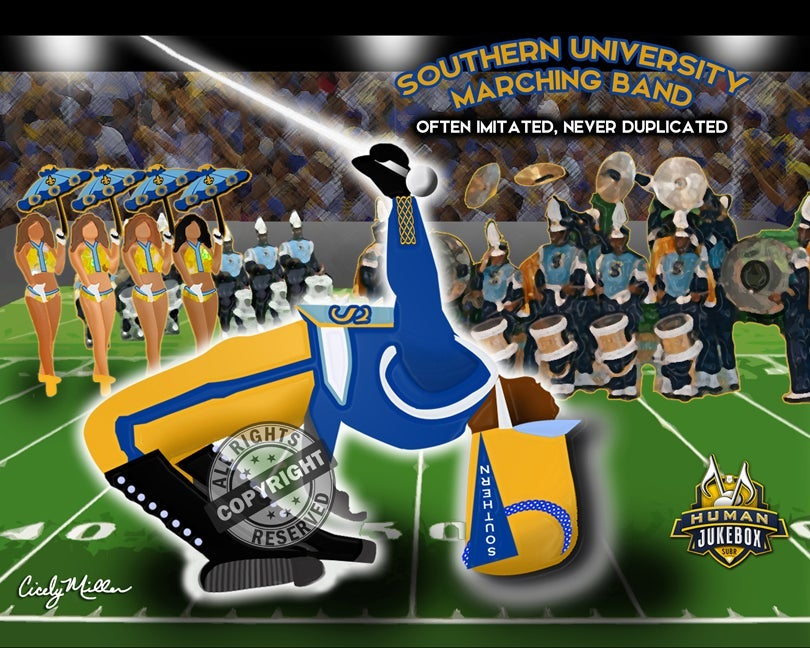 Image of Southern University Fundraiser