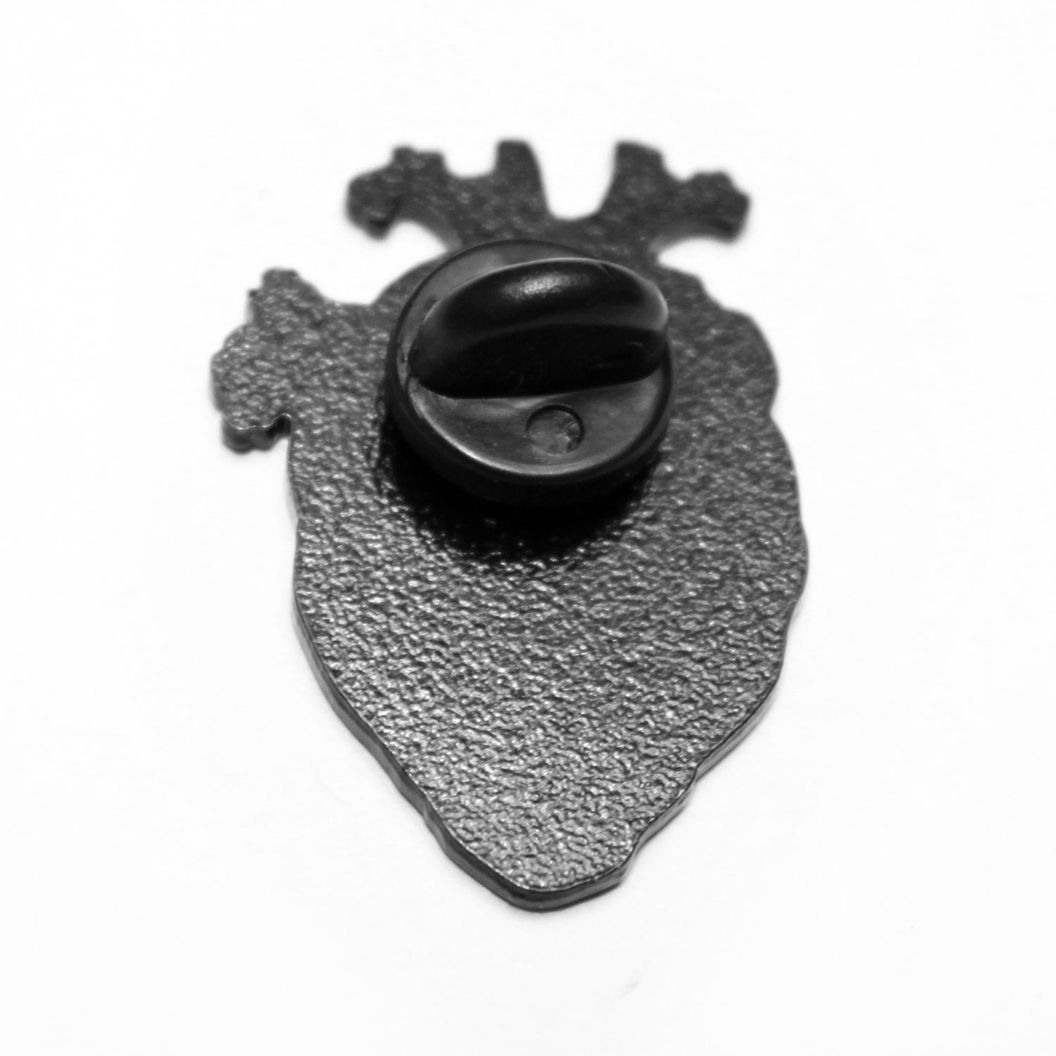 Image of wave heart pin