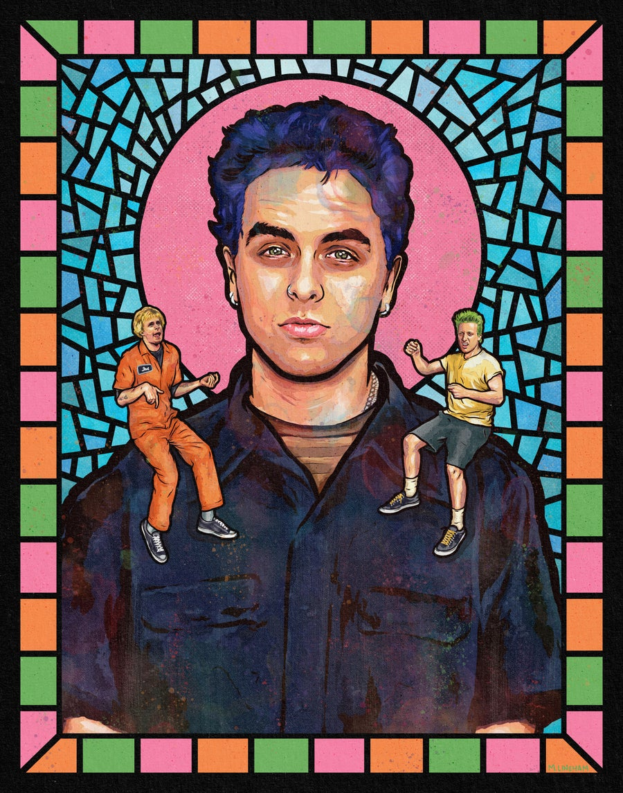 Image of Saint Billie Joe (Green Day)