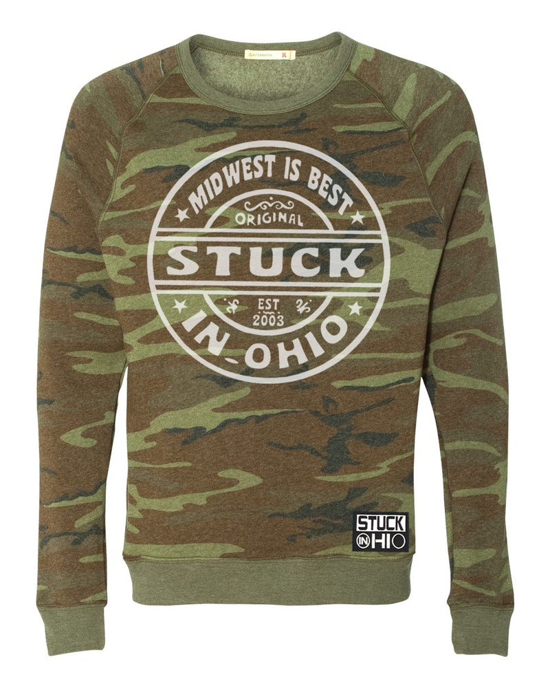 Image of Jake Premium Crew Neck Sweatshirt