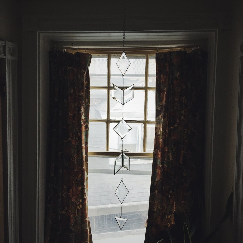 Image of XXL Prism Suncatcher