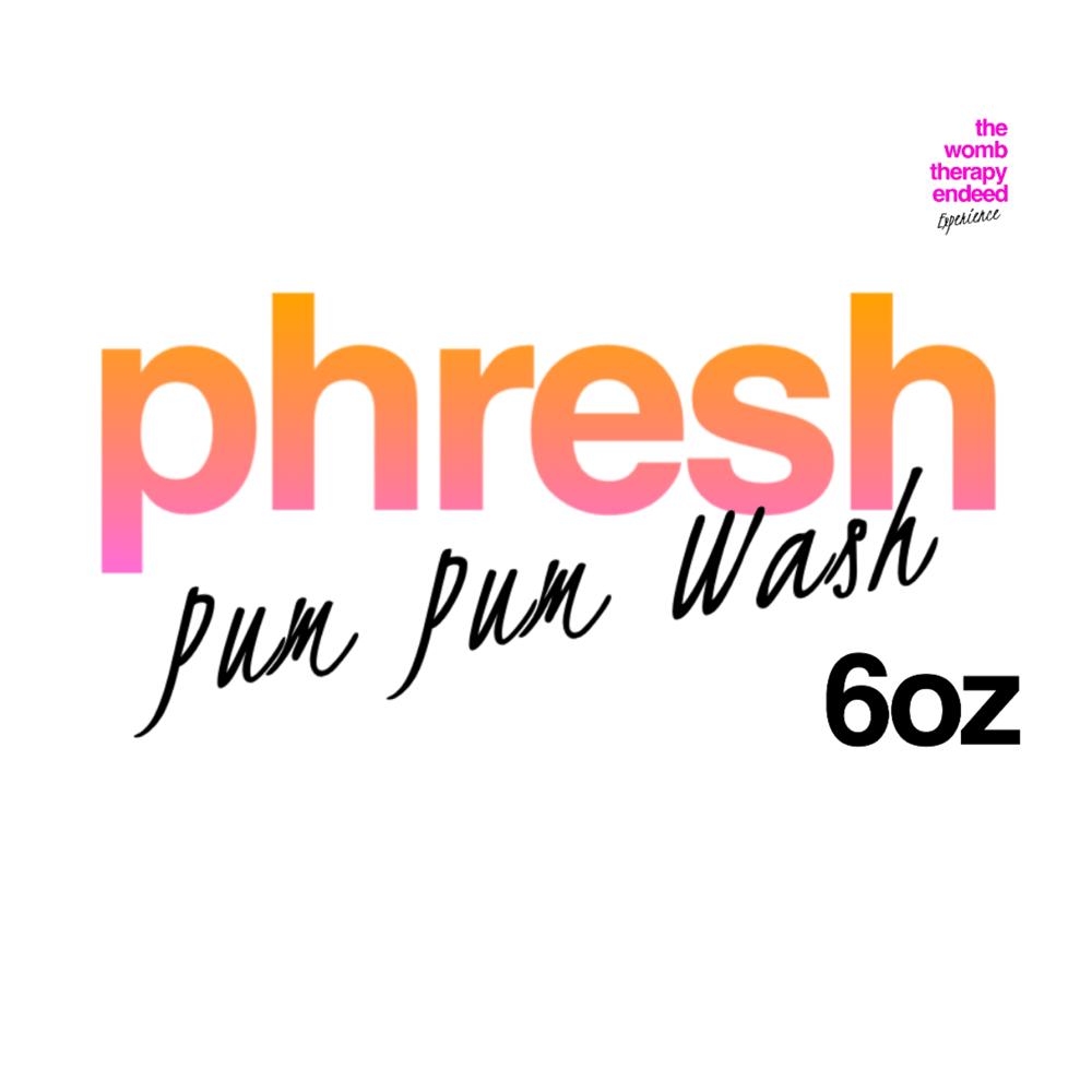 Image of 6oz Pum Pum Wash