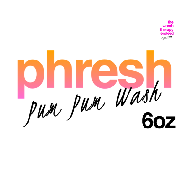 Image of 6oz Pum Pum Wash