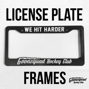 Image of GS License Plate Frame [FREE SHIPPING]