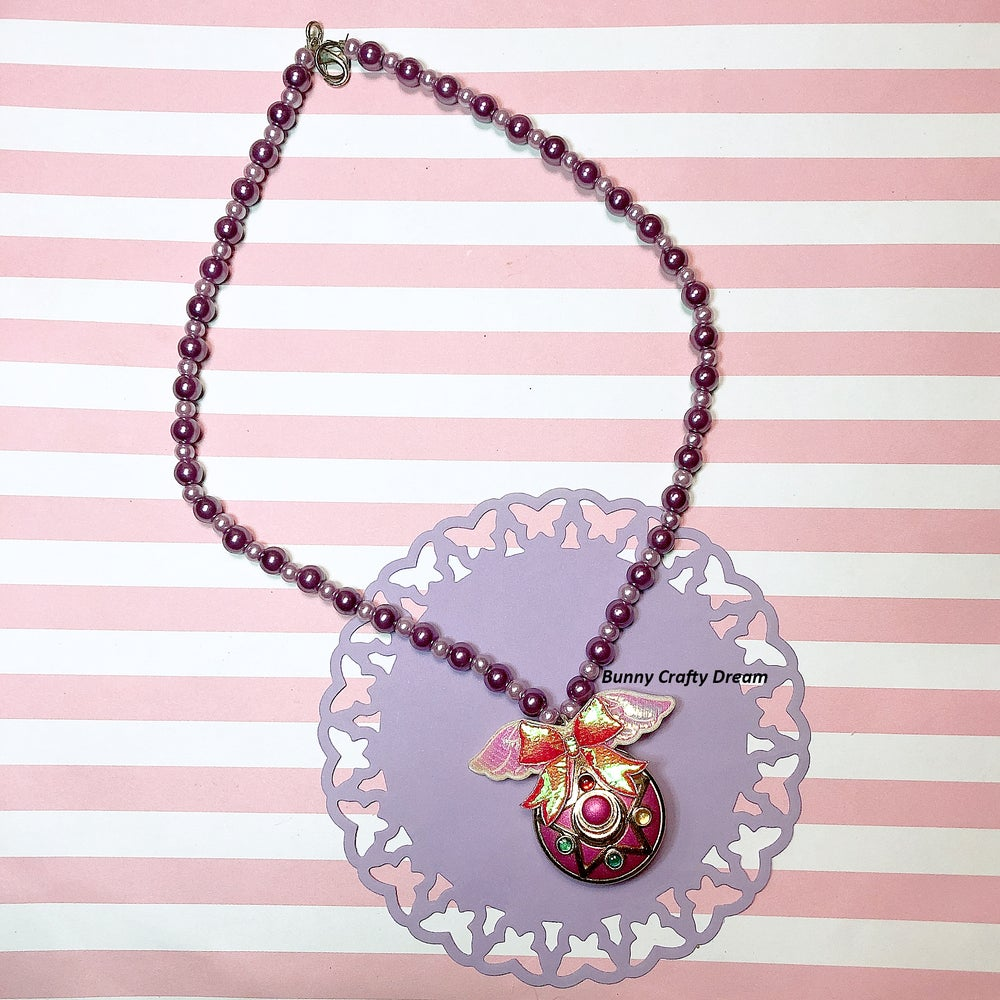 Image of Sailor Moon Henshin Necklace
