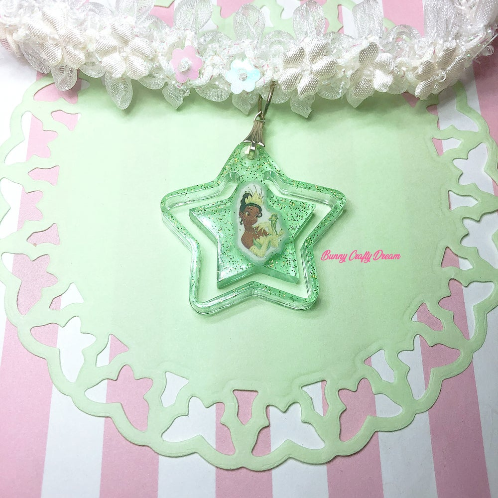 Image of Princess Tiana Choker