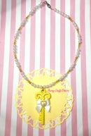 Image 2 of Key of Love Necklace