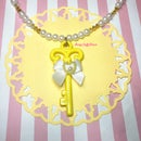 Image 1 of Key of Love Necklace