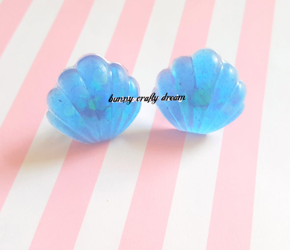 Image of CUSTOM Shell Earrings