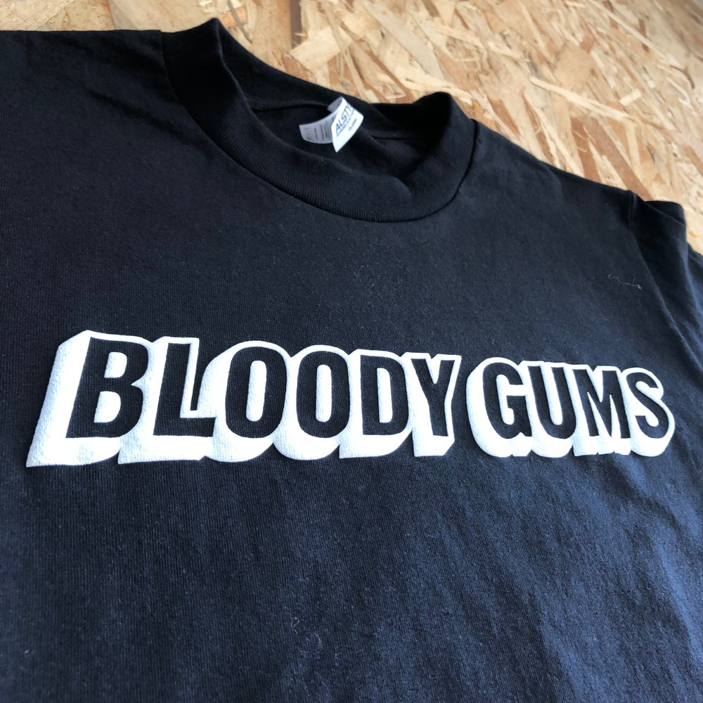 Image of Bloody gums OG logo