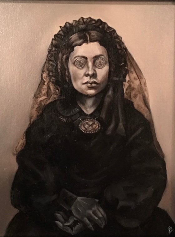 Image of Victorian Mourning