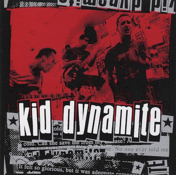 Image of Kid Dynamite - s/t LP (indie color vinyl)