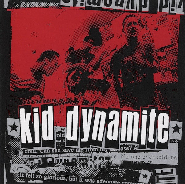 Image of Kid Dynamite - s/t LP (indie color vinyl)