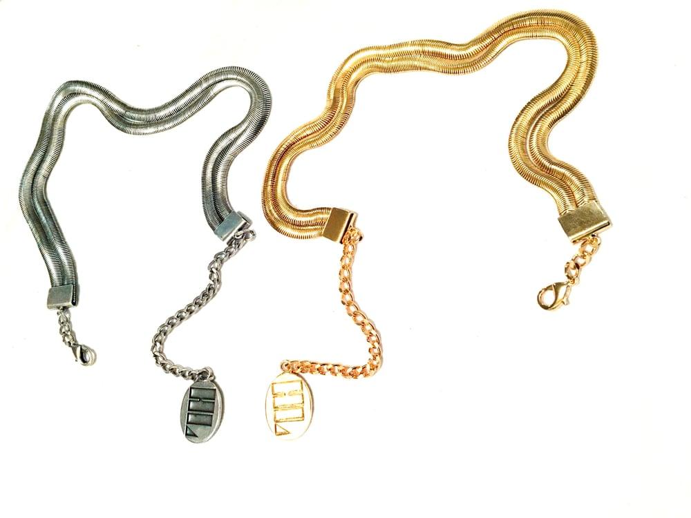 Image of HL Herring Choker/Bracelet
