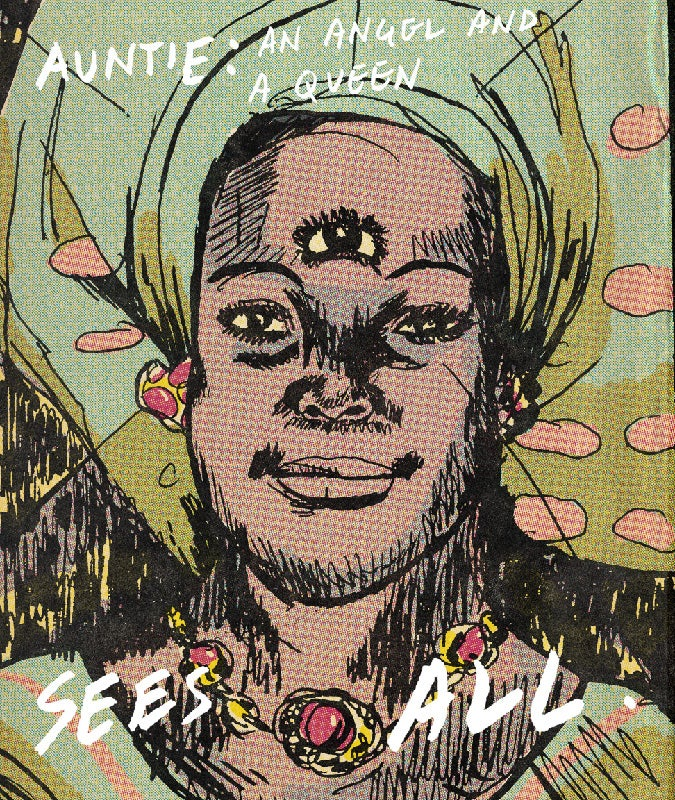 Image of Frontier #22: Tunde Adebimpe