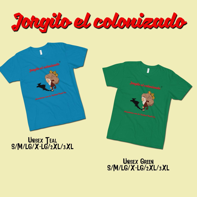 Image of Jorgito el colonizado T-Shirt