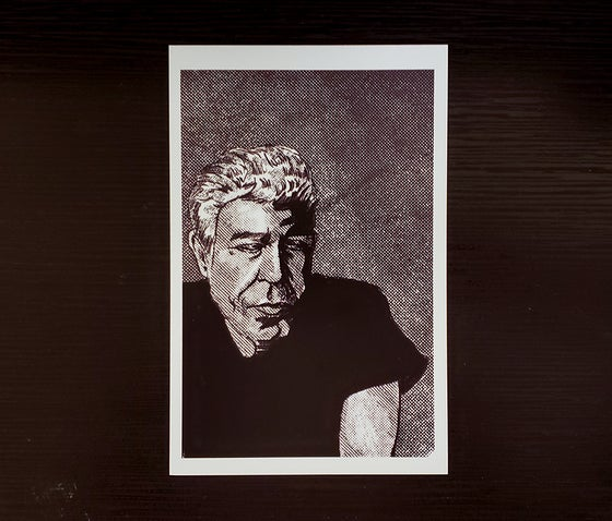 Image of RIP Chef Print