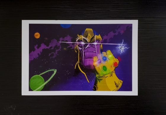 Image of Mad Titan Print