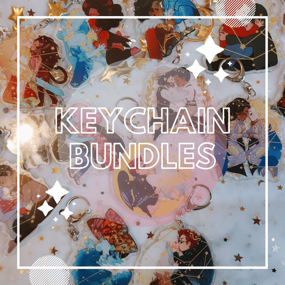 Image of Keychain Bundles