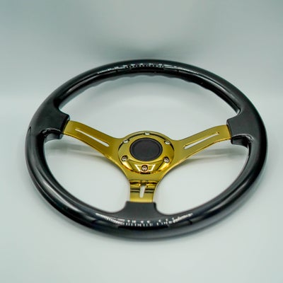 Image of 24k Race Steering Wheel