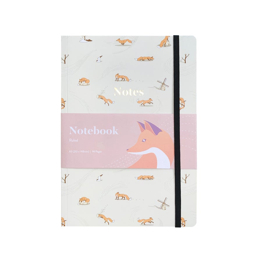 Image of Windswept A5 Notebook