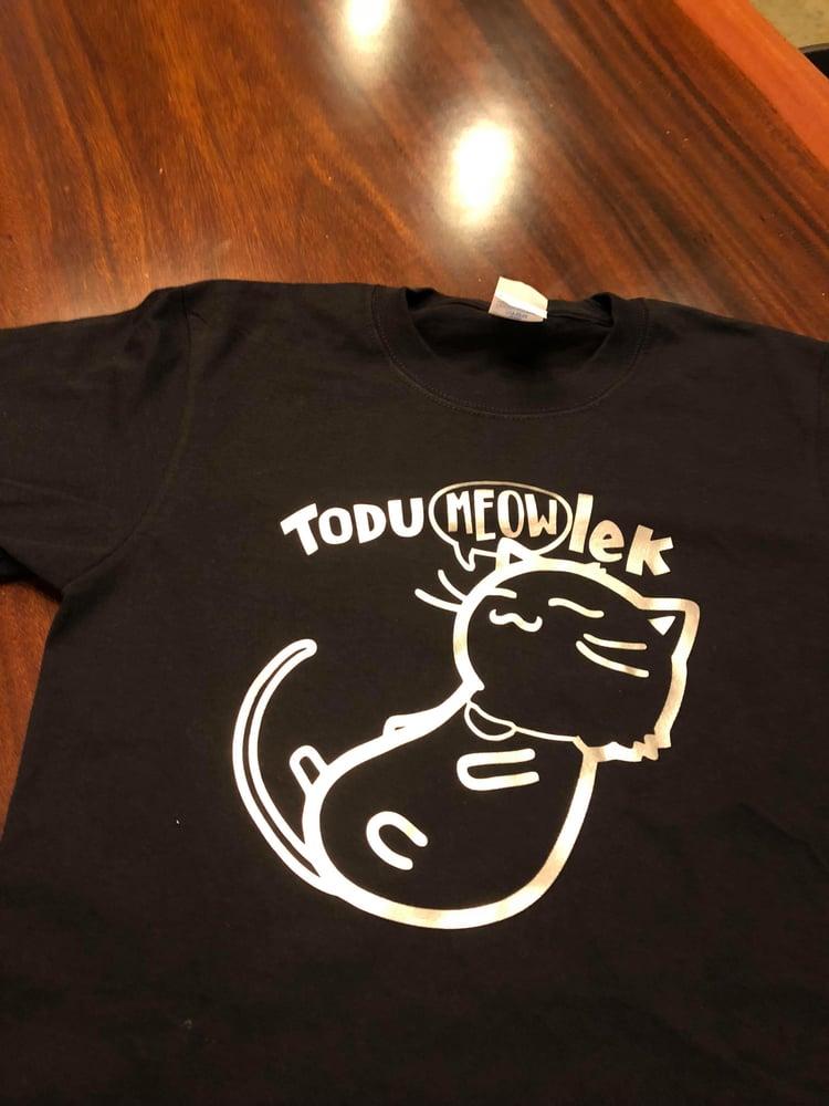 Image of Todu MEOW-lek Shirt