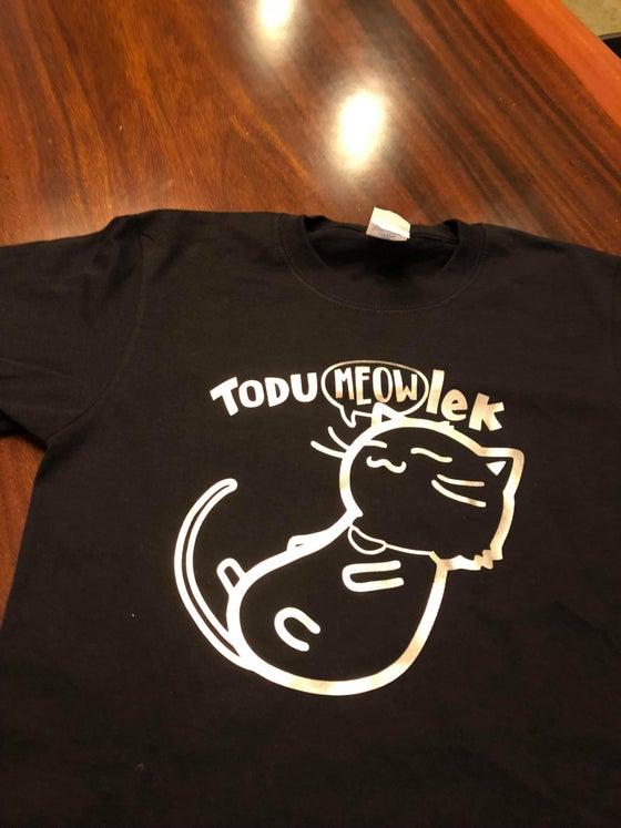 Image of Todu MEOW-lek Shirt
