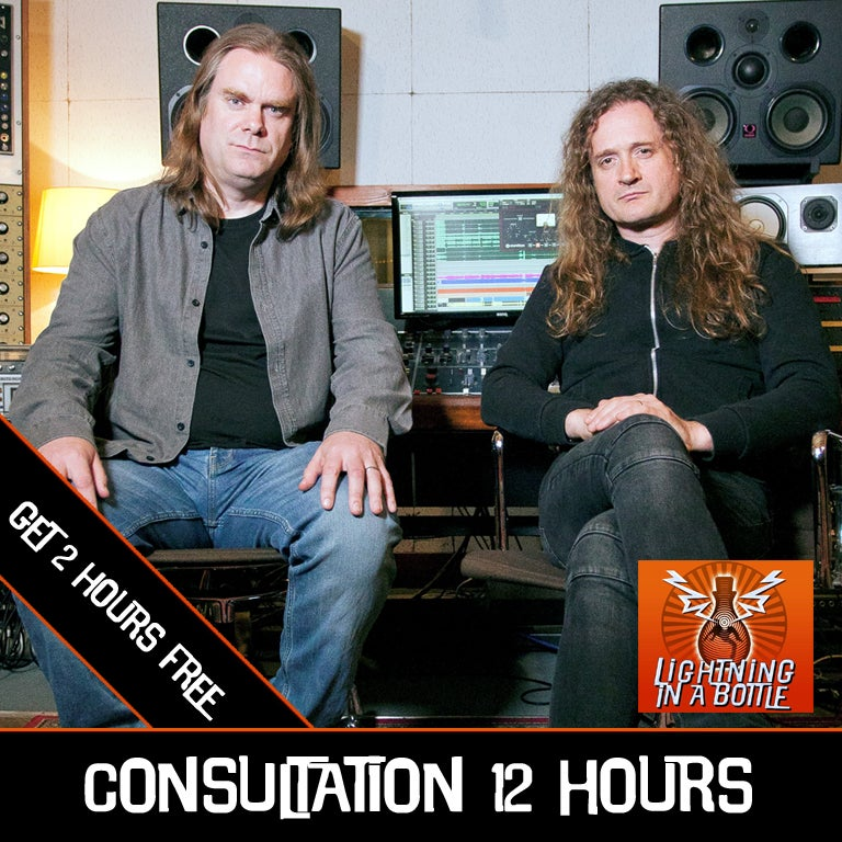 Image of ONLINE CONSULTATION - 12 HOURS (GET 2 HOURS FREE)