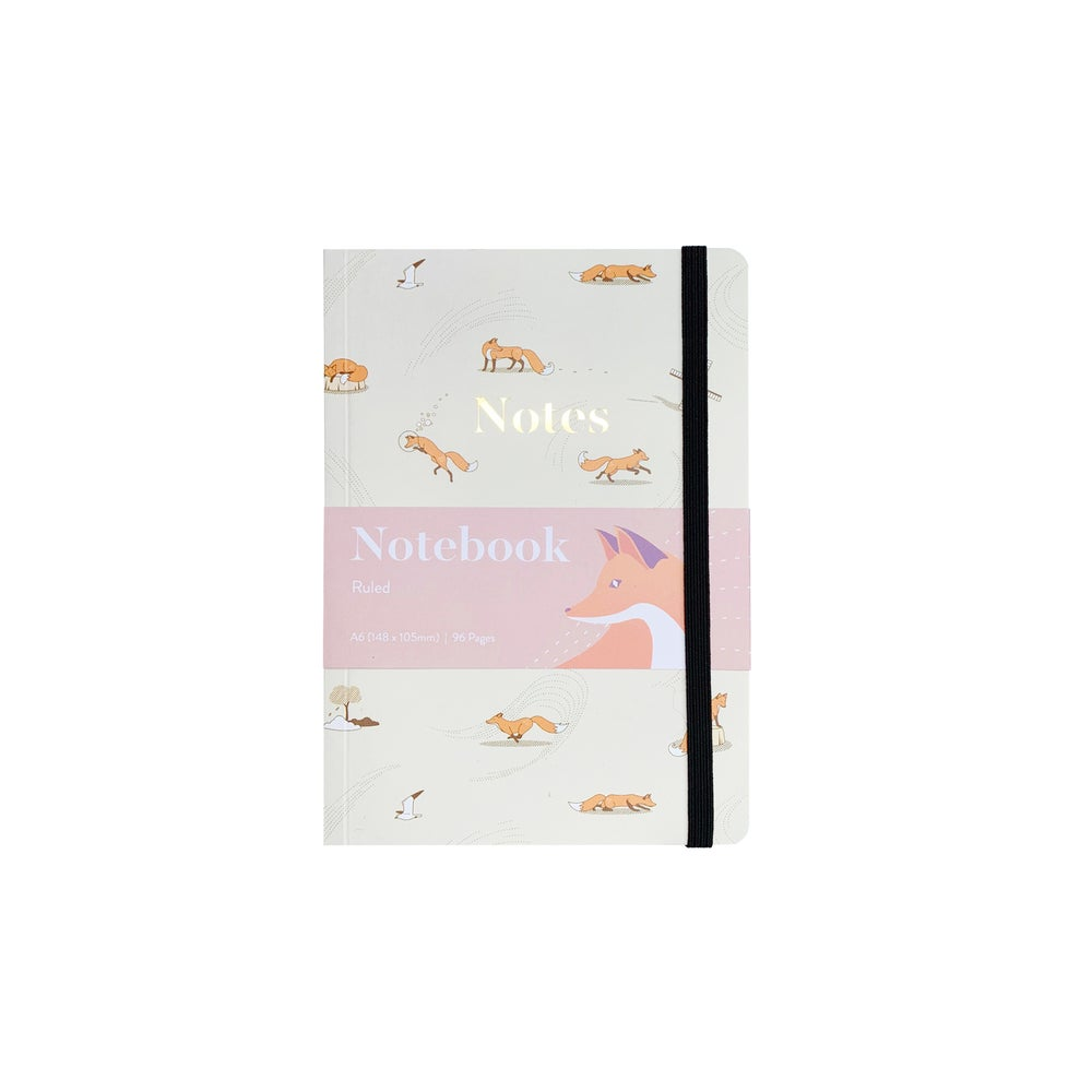 Image of Windswept A6 Notebook