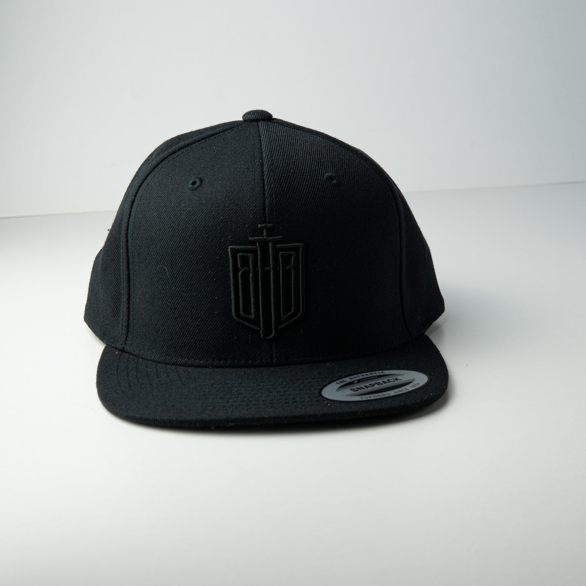 Image of BraveheartBattle Snapback Black