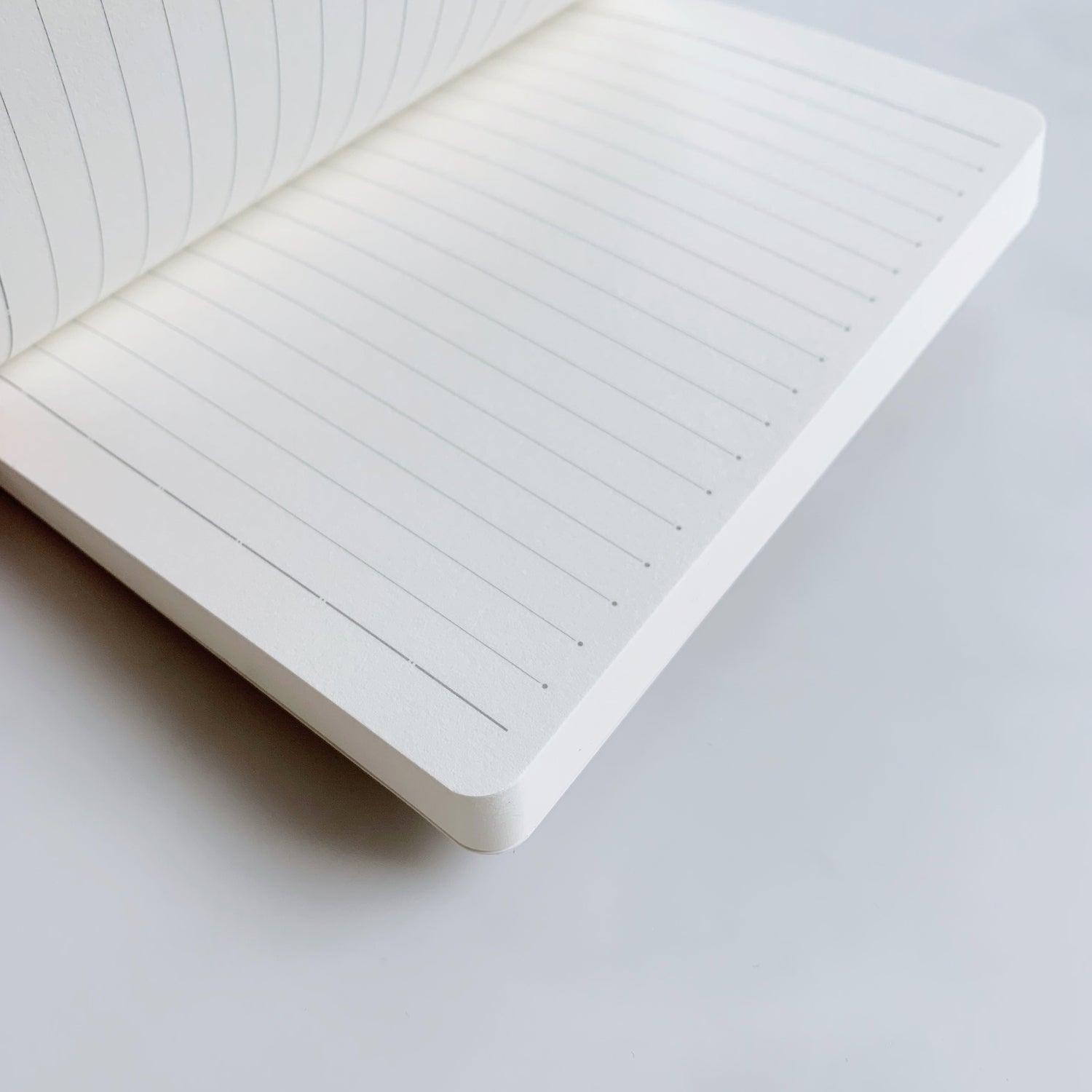 Image of April Showers A6 Notebook