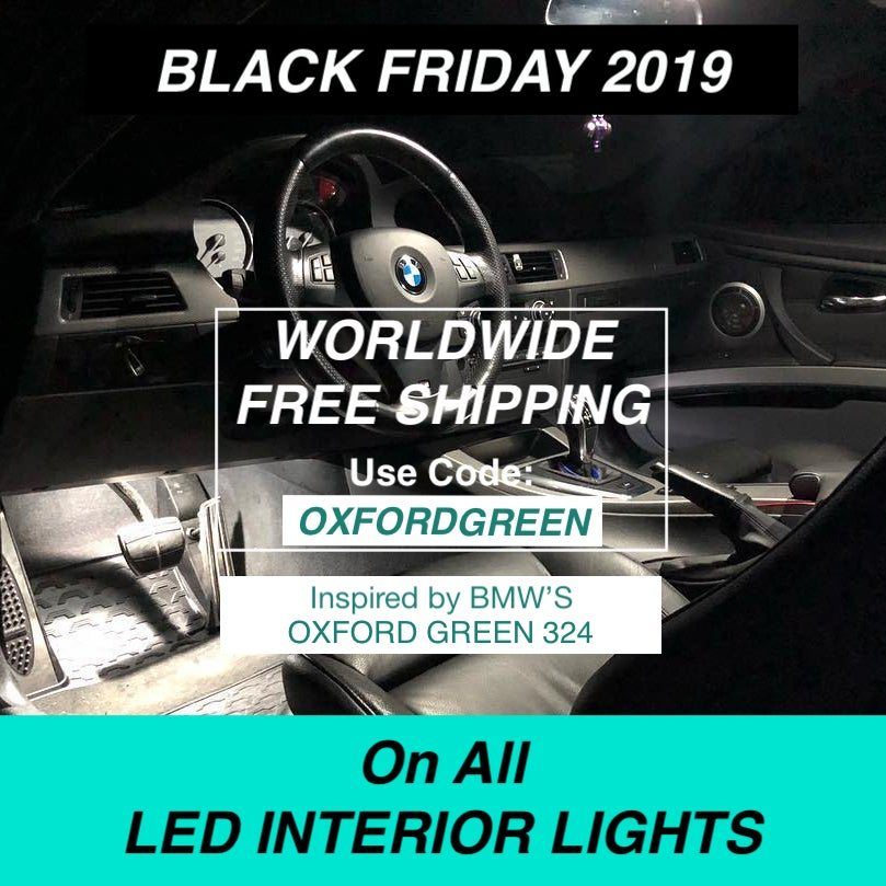 Image of #BLACKFRIDAY - FREE SHIPPING ON ALL LED INTERIOR LIGHTS
