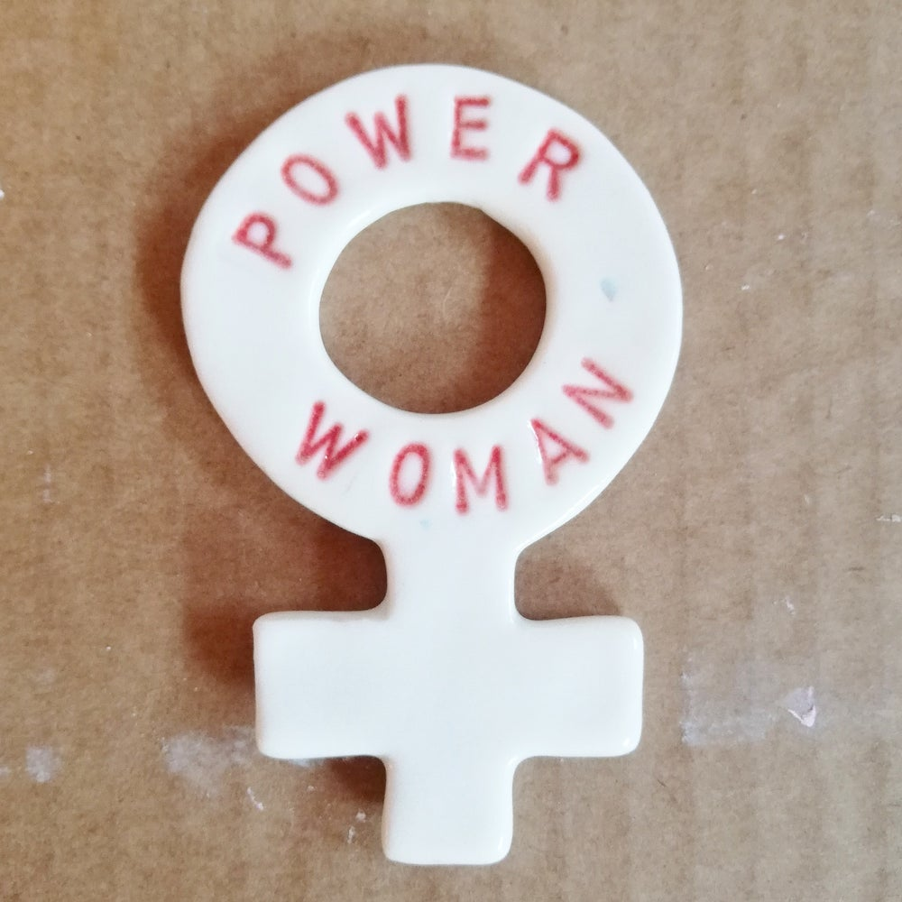 Image of Power woman