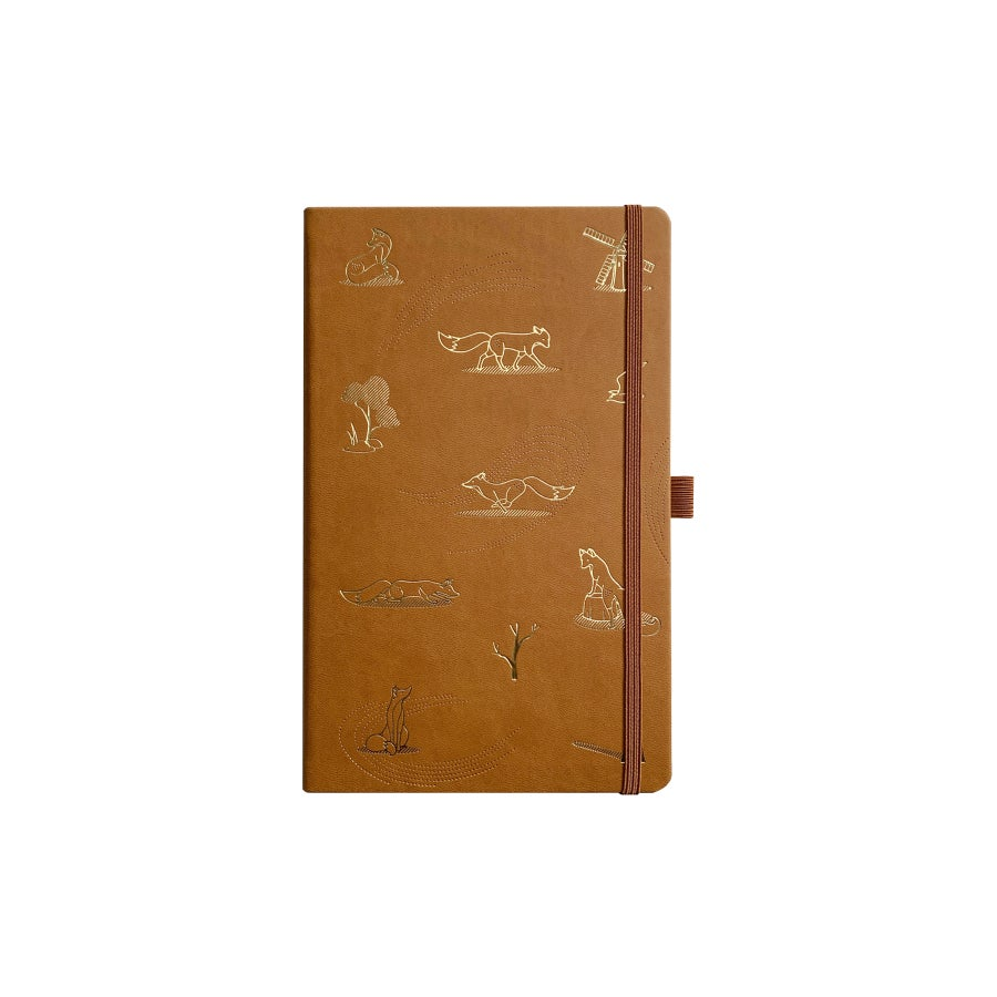 Image of Blustery Hardback Notebook