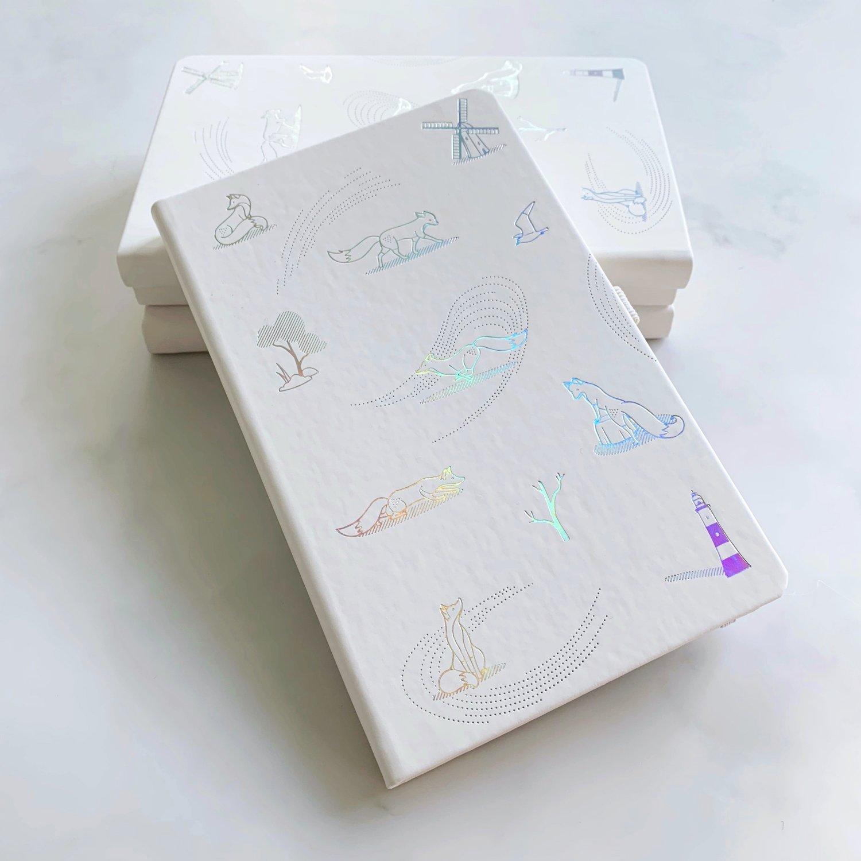 Image of Spectrum Hardback Notebook