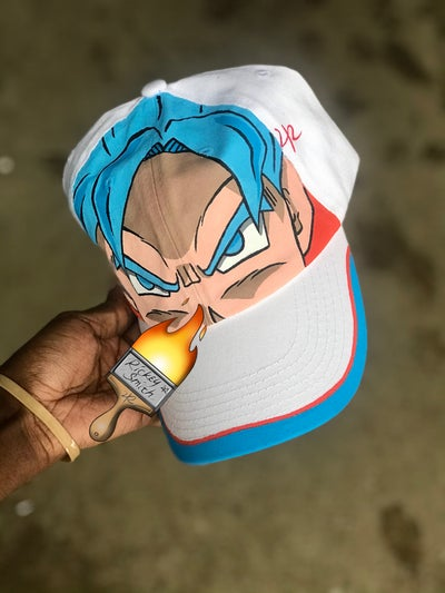 Image of Goku Hat-