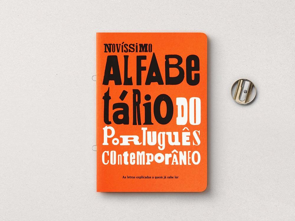 Image of NOVÍSSIMO ALFABETÁRO DO PORTUGUÊS CONTEMPORÂNEO, de Luís Leal Miranda. Ed. Livraria Plutão