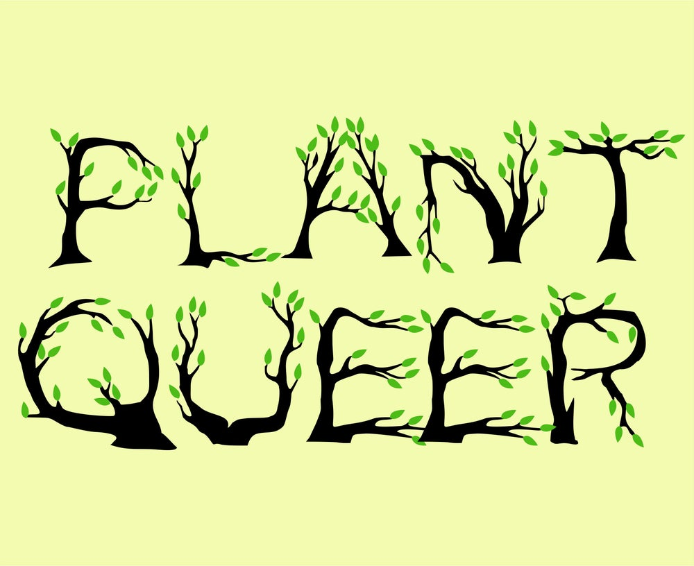 Image of Plant Queer Shirt