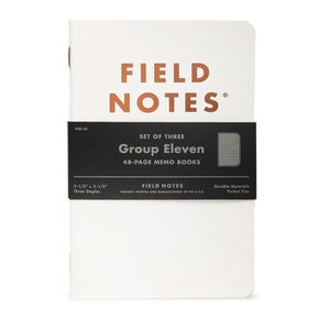Image of Field Notes - Group Eleven