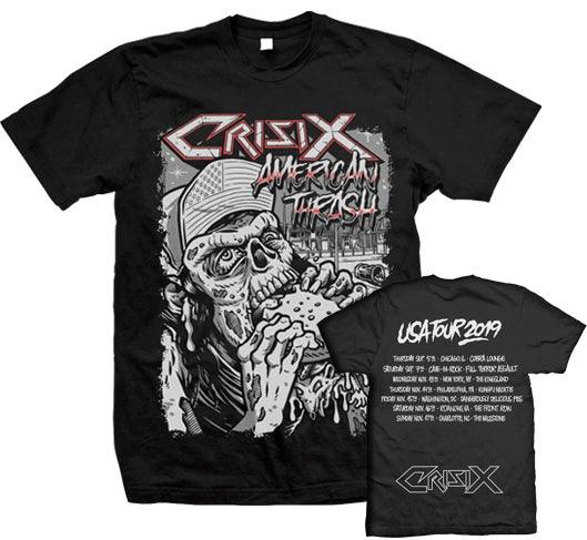 Image of American Thrash USA Tour Tee