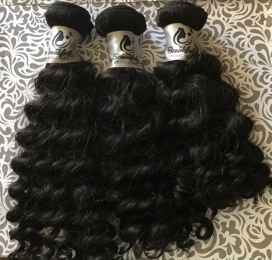 Image of 100% Virgin Peruvian Deep Wave